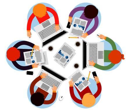 تولید محتوای حرفهای سایت