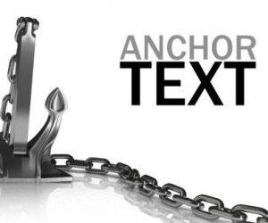 انکرتکست (Anchor Text)