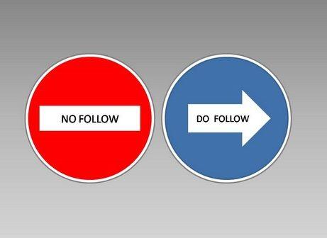 بک لینک فالو (follow) و نوفالو (nofollow)