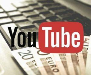 درآمدهای آنلاین از طریق YouTube